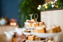 Festive Afternoon Tea at the Movies